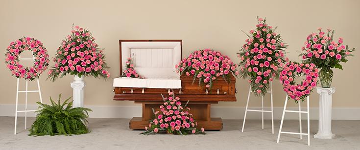 Rose & Carnation Designs